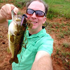 Texas USA Fishing Bass