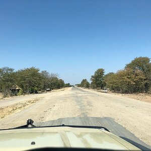Safari by road from Katima Mulilo to Dar es Salaam