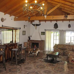 Hunting Lodge Argentina