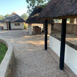 Hunting Lodge Zambia