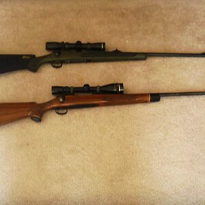 Remington 700 BDL .270
