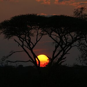 Sunset South Africa