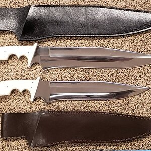 Battle Bowie Knives