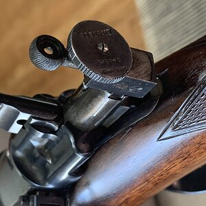Original Rigby .275 Rifle
