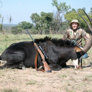 Hunting Sable at Sadaka Safaris, South Africa, Limpopo