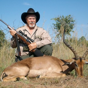 Hunting Impala at Sadaka Safaris, South Africa, Limpopo