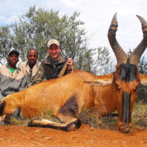 Happy with this Haretebeest for sure