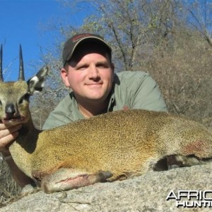 Klipspringer Hunt in Save Valley Conservancy Zimbabwe