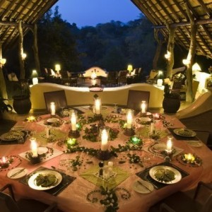 The Sango Lodge in Zimbabwe