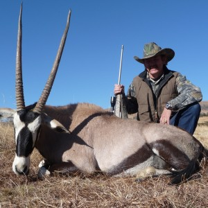 Gemsbok from 2009 Safari