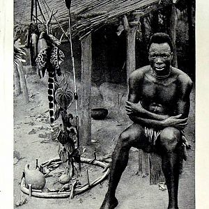 Witch Doctor Africa