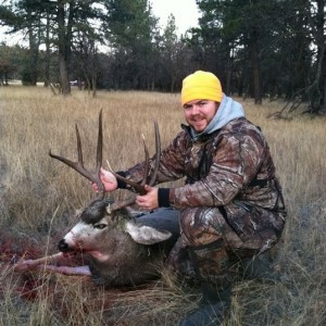 Mule Deer Hunt NE Wyoming