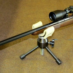 Custom 30-06 mauser with Zeiss Scope