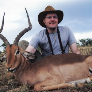 Russ Field Safaris - Impala (21-22 inches long)