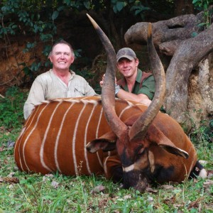 36 inch Bongo taken at CAWA february 2009