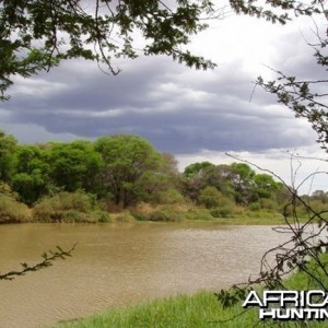 Great Ruaha River in Tanzania