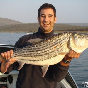 Fishing Tiger Fish - Leeukop Safaris