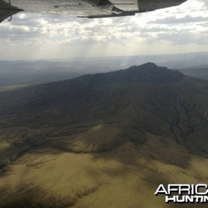 The Rift Valley as seen by Global Rescue's deployed paramedic