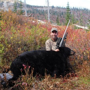 Big Black Bear & 7mm STW