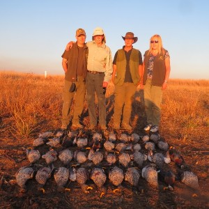 Umdende Hunting Safaris