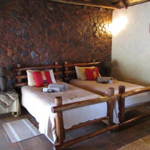 Chalet interior Limcroma