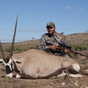 Gemsbuck - Tootabi Hunting Safaris