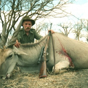 Eland from Omalanga Safaris Namibia
