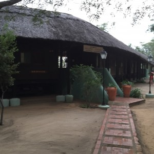 Railcar Lodge In Zim