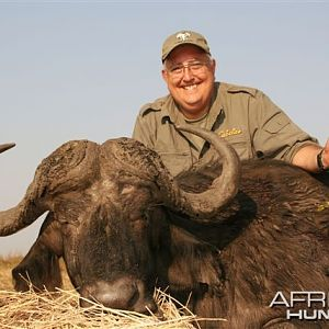 My Cape Buffalo Hunt with Classic Safaris in the Caprivi Namibia