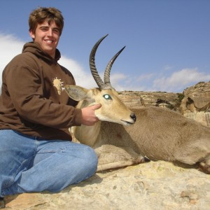 Reedbuck Hunting in South Africa