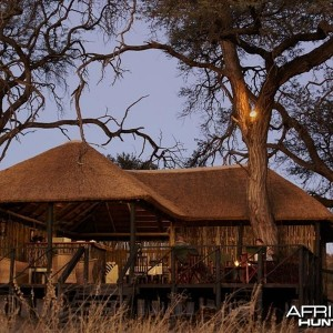 Johan Calitz Safaris Botswana - Mababe Camp