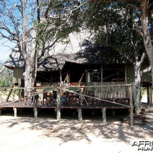 Johan Calitz Safaris Botswana - Jovorega Camp