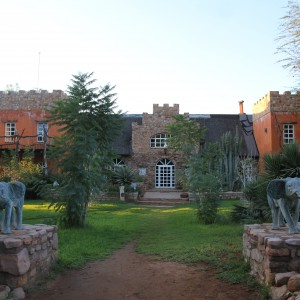 The Elephant Lodge