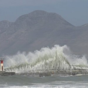 Kalk Bay  RSA  Waves Crashing