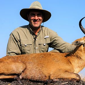 Kigosi Central - Bohor Reedbuck Hunt