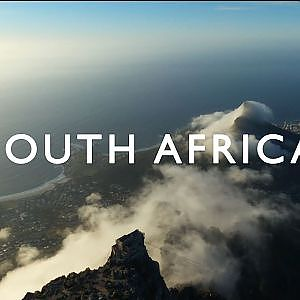 Amazing Drone Flight Over South Africa