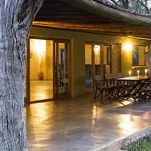 Pro Hunting Safaris Giraffe Camp Hunting Accommodation