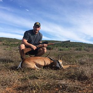 Springbok Cull Hunt South Africa