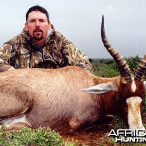 Blesbok Hunt East Cape SA
