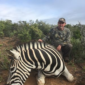 Zebra Hunting in South Africa