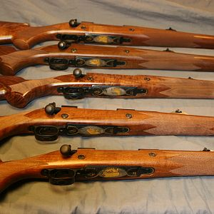 Winchester Safari Classic BIG 5 Set