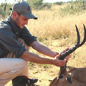 Hunting South Africa Impala
