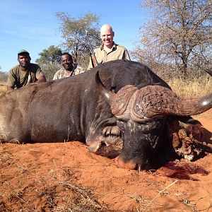 Buffalo HuntSouth Africa