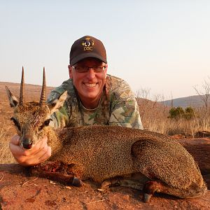 Klipspringer Hunt