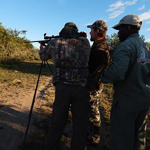 Shooting Stick Hunting South Africa