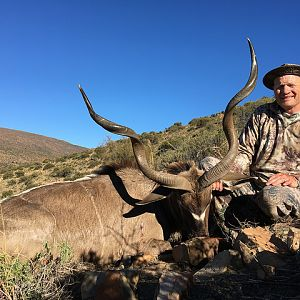South Africa Kudu Hunting