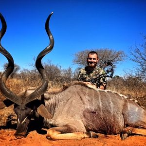 South Africa Kudu Bow Hunting