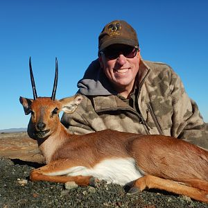 South Africa Steenbok Hunting
