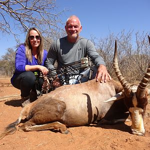 Blesbok South Africa Bow Hunt