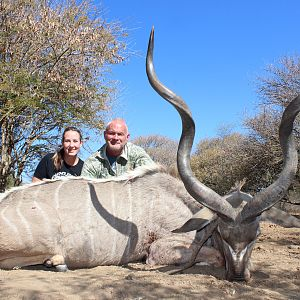 Bow Hunting Kudu South Africa